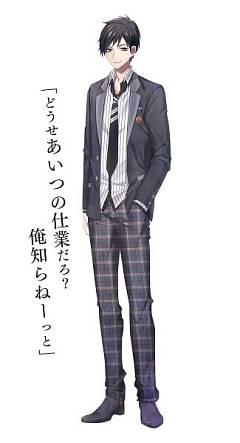 Yohei (Shiro to Kuro no Alice)