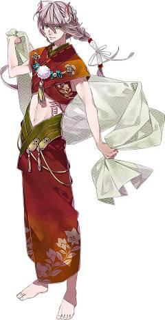 Yoshitsune (Kousen Koi Yuami Jigoku Onsen)