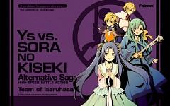 Ys vs. Sora no Kiseki: Alternative Saga