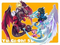 Yu-Gi-Oh! 5D's