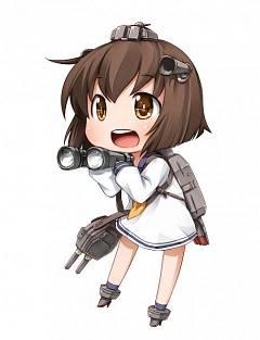 Yukikaze (Kantai Collection)