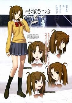 Yumizuka Satsuki