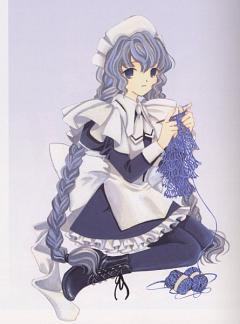 Yuzuki (Chobits)
