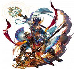 Zangetsu (Dare ga Tame no Alchemist)