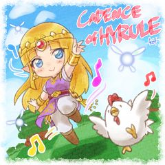 Zelda (Cadence of Hyrule)
