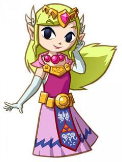 Zelda (spirit Tracks)