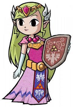 Zelda (Fushigi no Boushi)