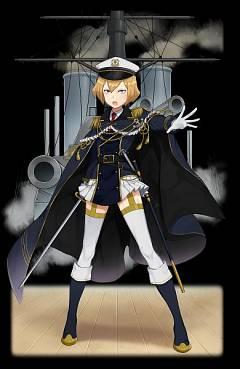 Zelda (Princess Principal)