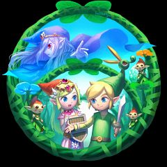 The Legend Of Zelda The Minish Cap
