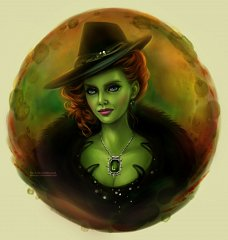 Zelena/Wicked Witch Of The West