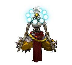 Zenyatta (Overwatch)