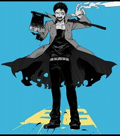 Zombieman (One Punch Man)