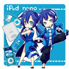 iPod-tan